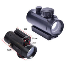 Tactical Holographic Sight Green Red Dot Sight Scope 1x40mm Cross Riflescope FU
