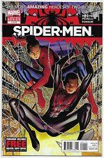 Spider-Men #1 First Print (2012)
