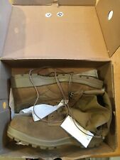 NIB Belleville 13 Wide Composite Toe Coyote Tactical Air Force Boots