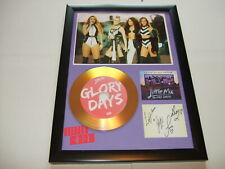 LITTLE MIX   SIGNED   GOLD DISC  3