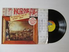 NORMAAL Zo Kommen Wi-j De Winter Deur LP HOLLAND DUTCH ROCK BAND NO CD