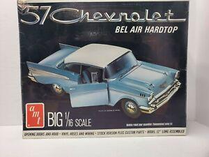 AMT 1/16 57 Chevrolet Hard Top