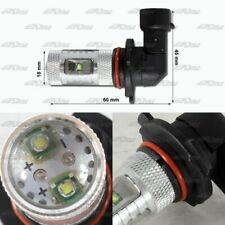 1x Pair Subaru Toyota Acura BMW 9006 HB4 30 Watt 6 LED White Projector Bulbs