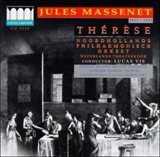 Therese, Jules Massenet, Lucas Vis (CD, Canal Grande)