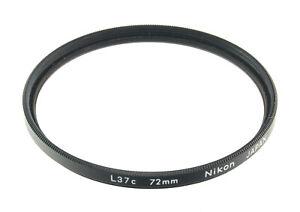 Nikon UV Filter L37c Ø72mm - 36672