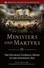 """NEW """"Ministers and Martyrs"""" The Ultimate Catholic Guide to the Apostolic Age"""