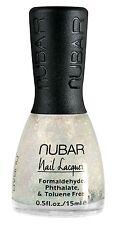 NEW! NUBAR Nail Polish NUBAR 2010 - IRIDESCENT FLAKIES - RARE