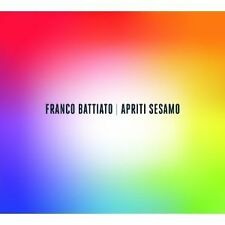 FRANCO BATTIATO - APRITI SESAMO  CD POP-ROCK ITALIANA