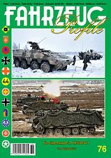 FAHRZEUG Profile 76 Die Jägertruppe im HEER2011