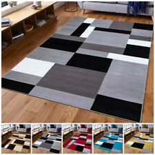 Non Slip New Modern Extra Large Area Washable Rugs Hallway Runner Bedroom Carpet