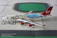 Phoenix Model Virgin Atlantic Boeing 747-400 Star War Diecast Model 1:400