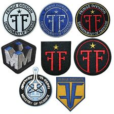 Fringe Division Badges Embroidered Patch Sew/Iron - on