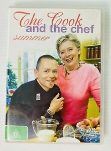 The Cook And The Chef Summer DVD 2006 2-Disc Set Maggie Beer Simon Bryant