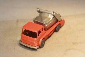 1960s Bedford 7-Ton Truck Husky Corgi Made in England Free Shipping
