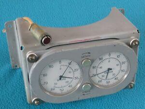 Soviet Russian Cosmonauts Space Ships Soyuz Station Mir Salyut Program Clock