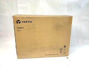 Vertiv Liebert GXT4-3000RT120 NEW 120VAC 3000VA/2700W UPS Battery Backup