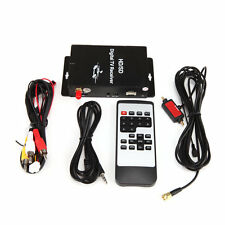 ATSC-MH Car Mobile Vehicle Digital TV Receiver Turner Box 4 Video 2 Audio Output