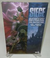 Siege Avengers: The Initiative Marvel Comics HC Hard Cover Brand New Sealed