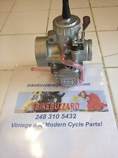 Maico Husqvarna Bultaco KTM Round Slide 32mm Mikuni Carb WITH YOUR JETTING - NEW