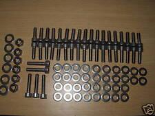 MOTO GUZZI BREVA 750 V50 V65 v75 v35 monza STAINLESS steel ENGINE bolts SCREWS