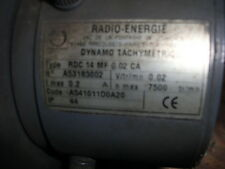 DYNAMO TACHOMETER ,RDC 14 MF0.02 CA