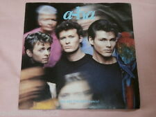 "VINYL 7"" SINGLE - A-HA - YOU ARE THE ONE - W7636"