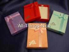 """Jewellery Display 3x2x5/8"""" GIFT BOXES Pendants Necklace Chains WHOLESALE 20"""
