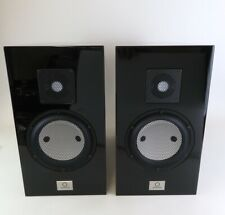 Marten Duke 2 speakers in piano black, boxed with packaging & manual rrp.£6995
