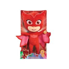 PJ Masks Sing and Talk Plush Owlette Soft Toy