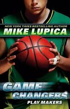 Game Changers Book 2: Play Makers, Lupica, Mike, Good Condition, Book