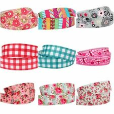 Single-Sided 6-10 Grosgrain Craft Ribbon