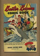 Buster Brown Comic Book 35 (GVG) Shoe Co. Give-Away 1954 Smilin' Ed (c#12410)