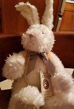 Boyds Benson Hopsalot Heirloom series bunny carrot backpack