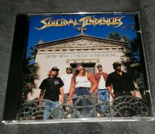 SUICIDAL TENDENCIES import cd HOW WILL I LAUGH TOMORROW free US shipping