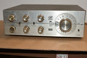 EICO 2536 Receiver Amplifier Classic Series Tube FM Stereo