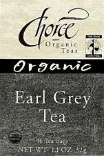 Earl Grey Tea, Choice Organic, Decaf