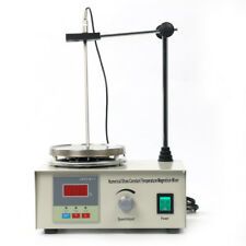 Magnetic Stirrer Heating Plate 85-2 Hotplate Mixer 220vdigital Display Fast Ship