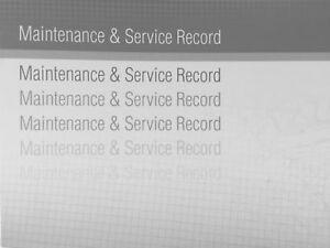 Mercedes Generic Replacement Car Service History Book New Handbook Blank Grey