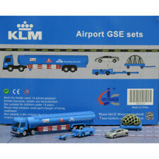 JC Wings XX2025, KLM Royal Dutch Airlines Ground Support Equipment (GSE) Set #5