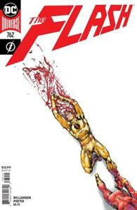 The Flash #762, Main Cover, NM, 2020