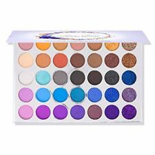 Alice+Jane 35 Color High Pigment Eyeshadow Palette with Glitter and Cream Lav...
