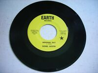 Donel Austin Wedding Day / Here Today & Gone Tomorrow 45rpm VG++