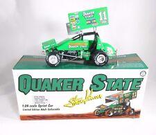 STEVE KINSER #11 QUAKER STATE 1:24 Action 1997 Sprint Car Diecast WoO Dirt Race
