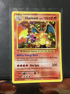 🔥Charizard Holo Rare XY Evolutions 11/108 Near Mint Pokémon Card