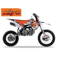 "Pit Bike 170cc KAYO Racing Cross Cerchi 17""-14"" 4 marce moto cross enduro new"