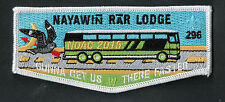 296 Nayawin Rar 2015 NOAC Get Us There Faster OA Flap