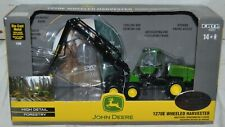 Ertl 1/50 Prestige Collection John Deere 1270E Wheeled Harvester w/ DVD