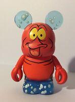 "DISNEY Vinylmation Park - 3"" Animation Series 2 Sebastian Crab Little Mermaid"