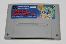 Shooter Nintendo SNES NTSC-J (Japan) Video Games