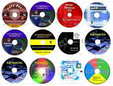 Computer Repair, Data Recovery, Password Restore, Drivers Virus Recover +12 disk